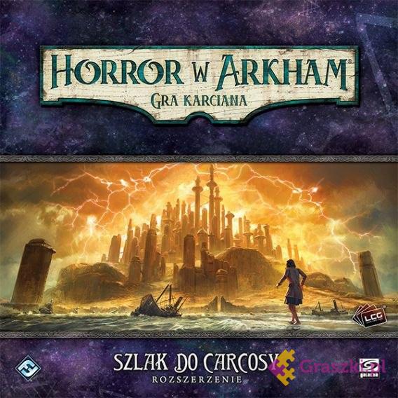 Horror w Arkham: Gra karciana - Szlak do Carcosy | Galakta